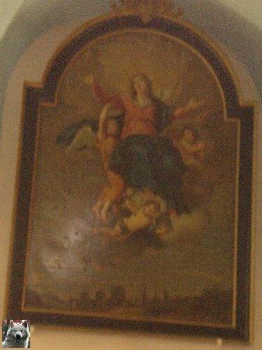 020 - La Pesse (39) L'église de l'Assomption 0066