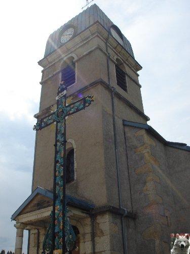 020 - La Pesse (39) L'église de l'Assomption 0067