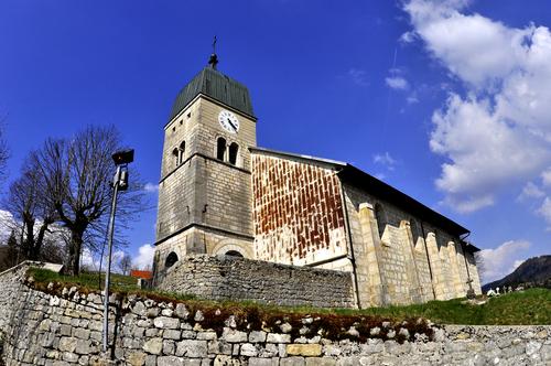 013 - Septmoncel (39) L'église St Etienne 0070