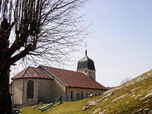 013 - Septmoncel (39) L'église St Etienne 0076a