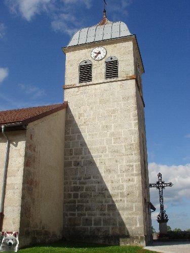 014 - Lamoura (39) L'église St François de Sales 0082