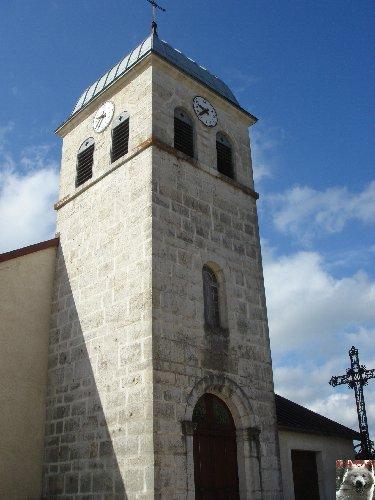 014 - Lamoura (39) L'église St François de Sales 0083