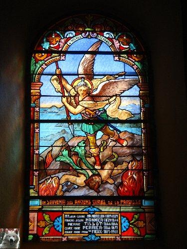 014 - Lamoura (39) L'église St François de Sales 0085