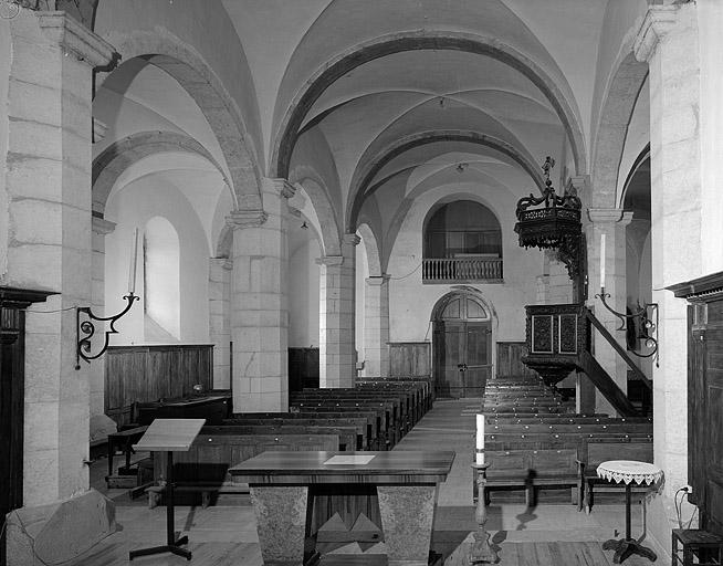 014 - Lamoura (39) L'église St François de Sales 0086