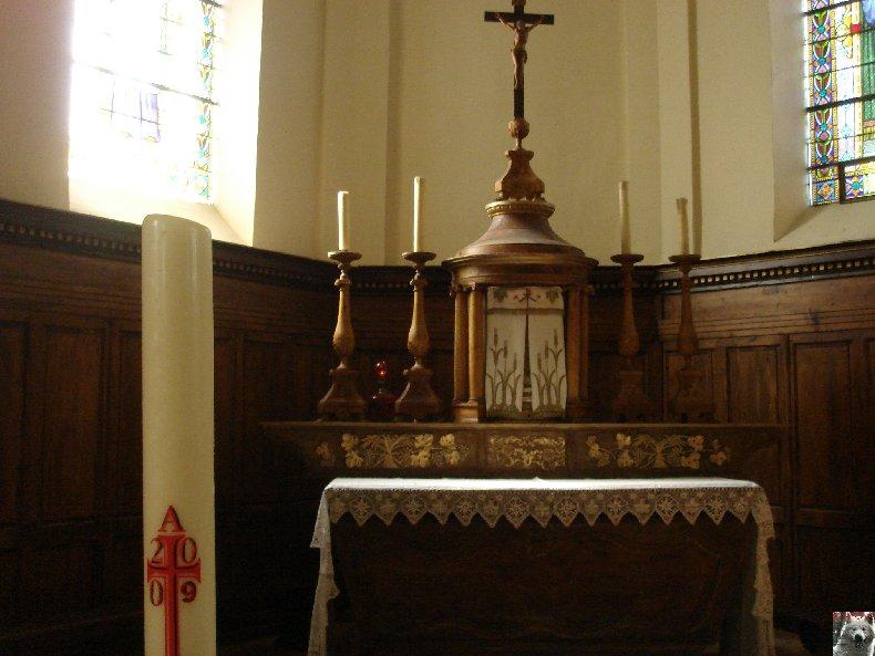 014 - Lamoura (39) L'église St François de Sales 0089