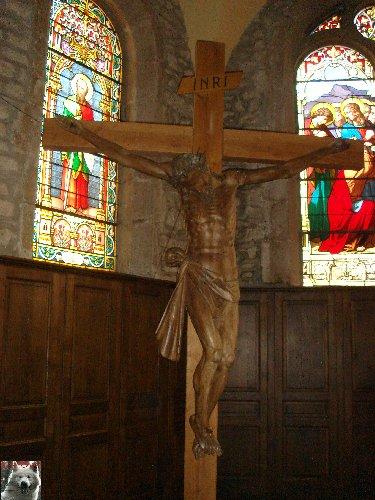018 - Les Rousses (39) L'église St Pierre 0129
