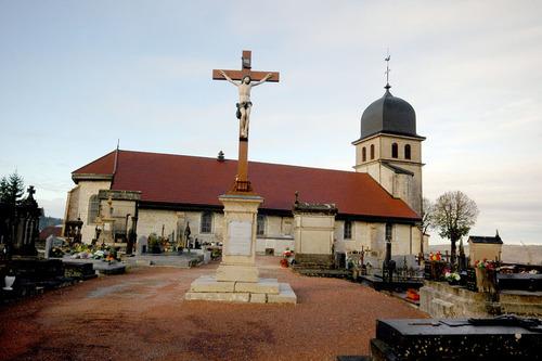 018 - Les Rousses (39) L'église St Pierre 0135