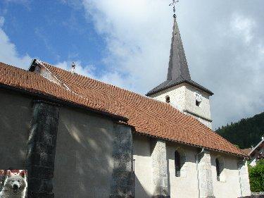 022 - La Rixouse (39) L'église St Cyr et Ste Julitte 0157