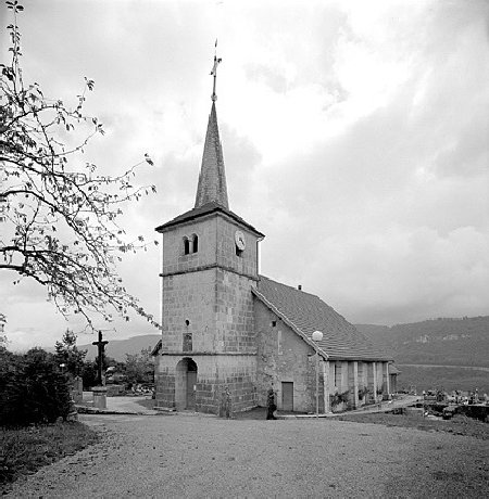 022 - La Rixouse (39) L'église St Cyr et Ste Julitte 0160