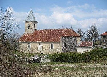 042 - Larrivoire (39) L'église St Georges 0163