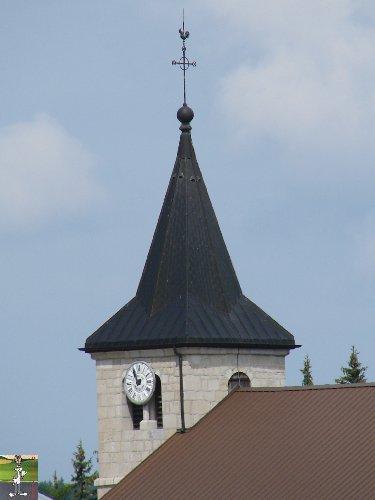 016 - Prémanon (39) L'église St Barthélémy  0189b