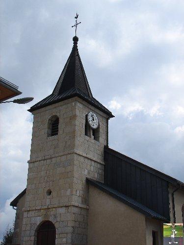 016 - Prémanon (39) L'église St Barthélémy  0189c