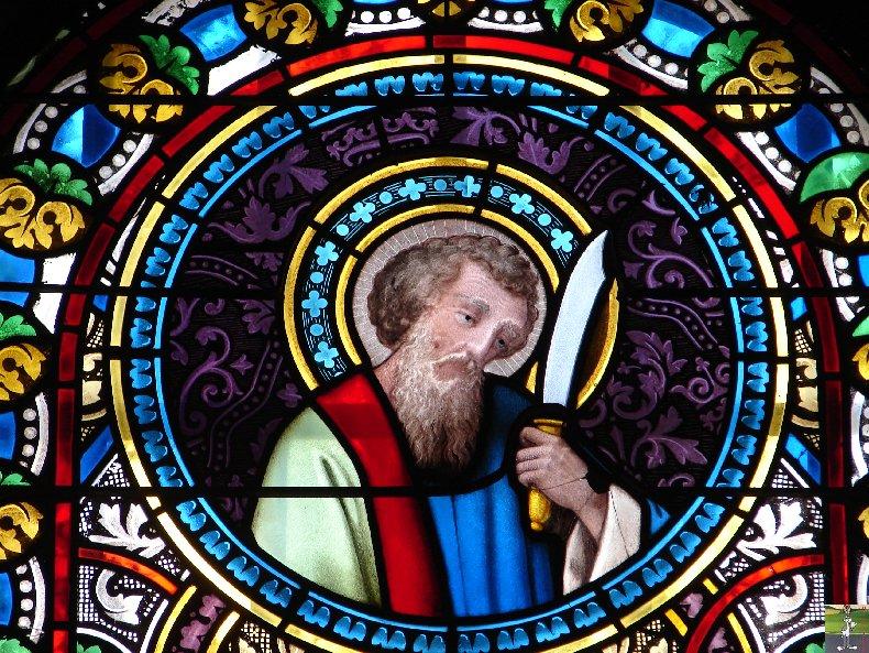 016 - Prémanon (39) L'église St Barthélémy  0198