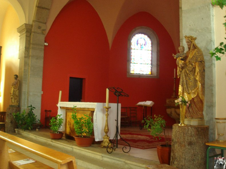 016 - Prémanon (39) L'église St Barthélémy  0202