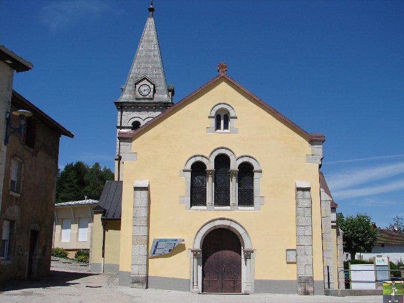 041 - Lavans les St Claude (39) L'église de l'Assomption 0204