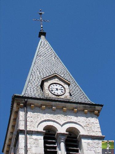 041 - Lavans les St Claude (39) L'église de l'Assomption 0209