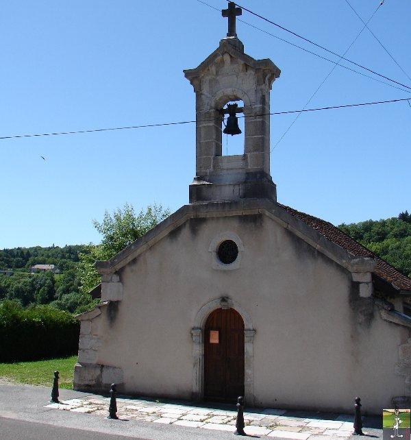 040 - Villards d'Héria (39) La chapelle St Laurent 0213