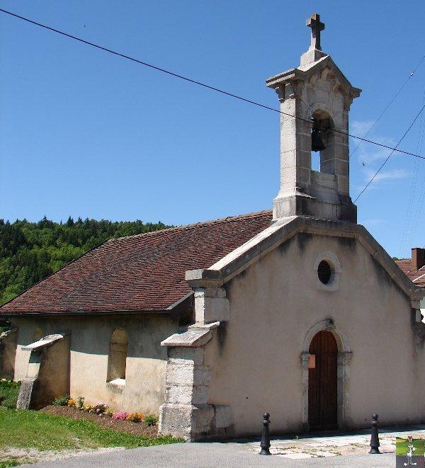 040 - Villards d'Héria (39) La chapelle St Laurent 0214