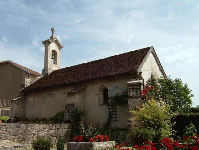 040 - Villards d'Héria (39) La chapelle St Laurent 0215