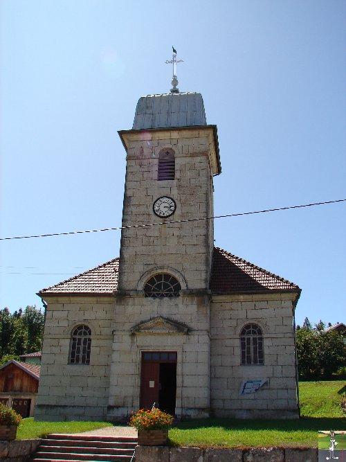 038 - Les Crozets (39) L'église St Antoine 0217