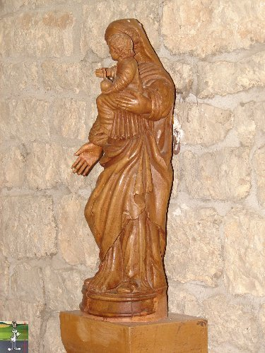 038 - Les Crozets (39) L'église St Antoine 0222