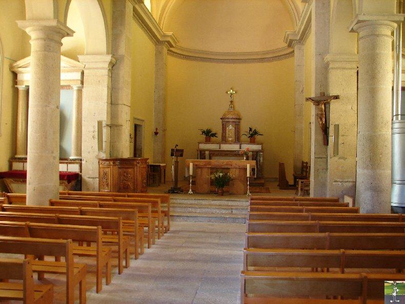 038 - Les Crozets (39) L'église St Antoine 0225