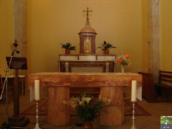 038 - Les Crozets (39) L'église St Antoine 0228