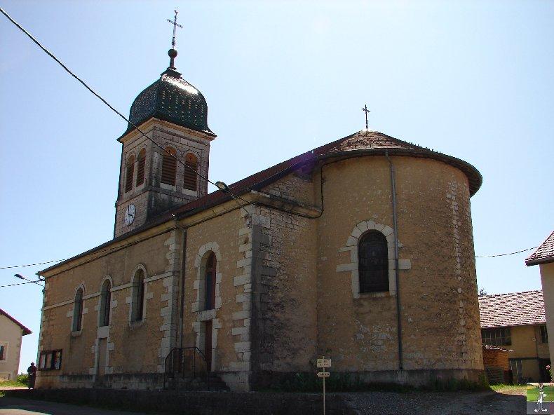 037 -Etival - Les Ronchaux (39) L'église de l'Assomption de la Vierge 0235