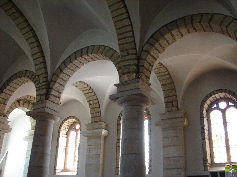 037 -Etival - Les Ronchaux (39) L'église de l'Assomption de la Vierge 0243