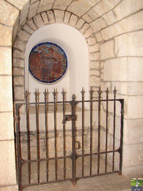 037 -Etival - Les Ronchaux (39) L'église de l'Assomption de la Vierge 0244