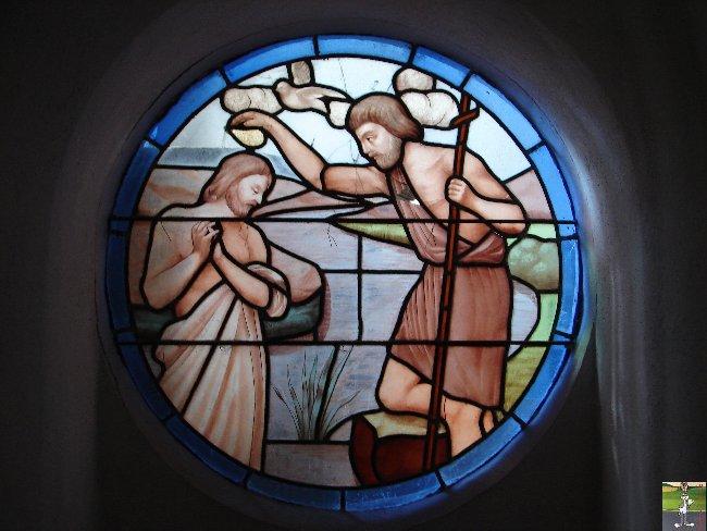 037 -Etival - Les Ronchaux (39) L'église de l'Assomption de la Vierge 0245