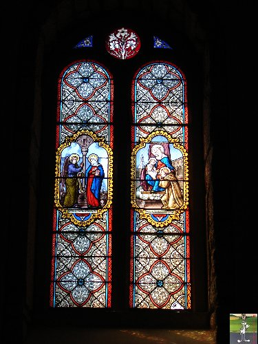 037 -Etival - Les Ronchaux (39) L'église de l'Assomption de la Vierge 0249