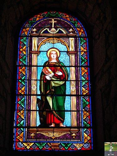 037 -Etival - Les Ronchaux (39) L'église de l'Assomption de la Vierge 0252