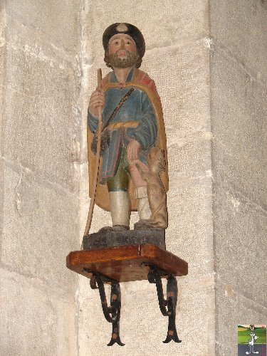 037 -Etival - Les Ronchaux (39) L'église de l'Assomption de la Vierge 0254