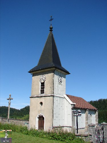 034 - Les Piards (39) La chapelle St Rémi 0287