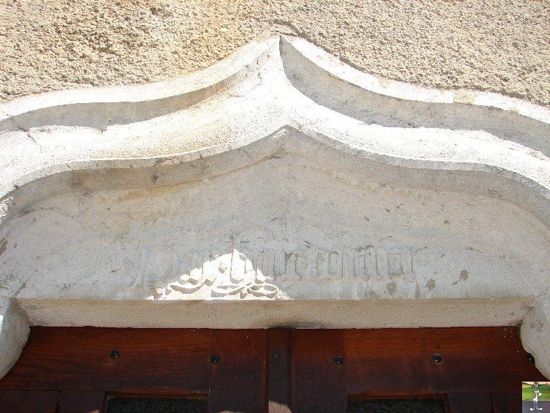 034 - Les Piards (39) La chapelle St Rémi 0289