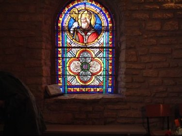034 - Les Piards (39) La chapelle St Rémi 0291