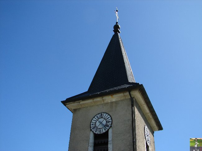 034 - Les Piards (39) La chapelle St Rémi 0292