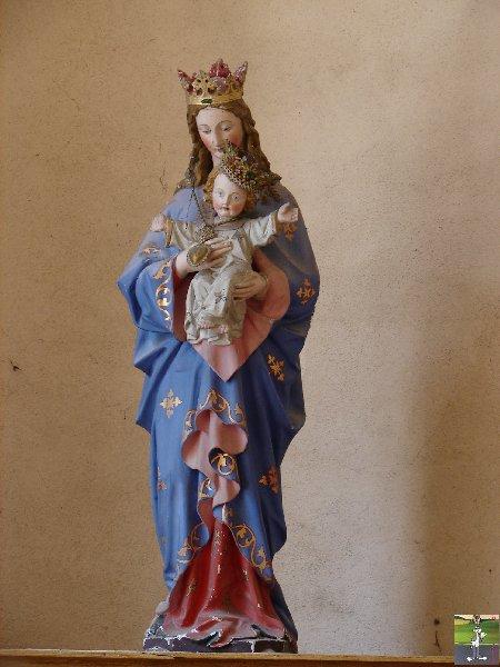 036 - Leschères (39) L'église St Denis 0297