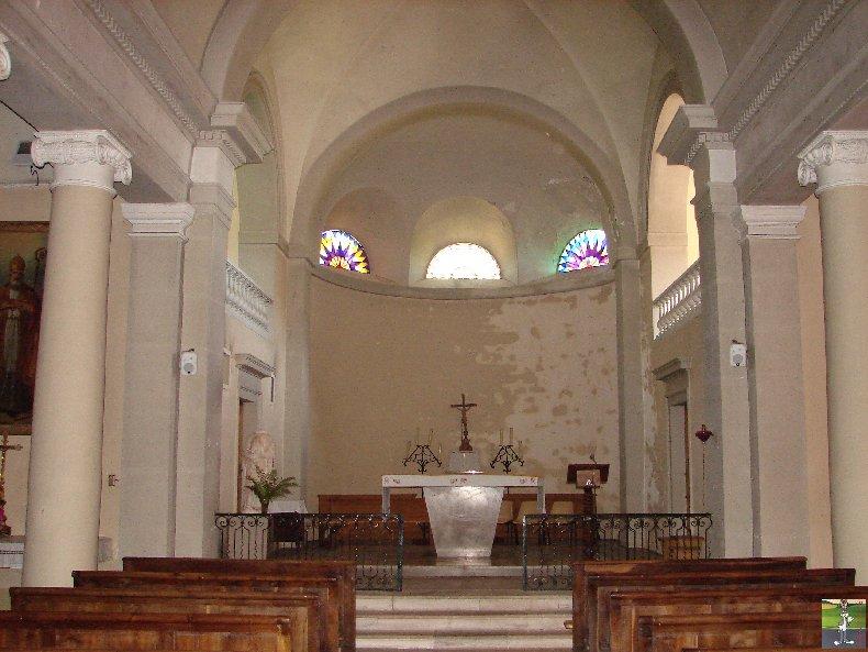 036 - Leschères (39) L'église St Denis 0298