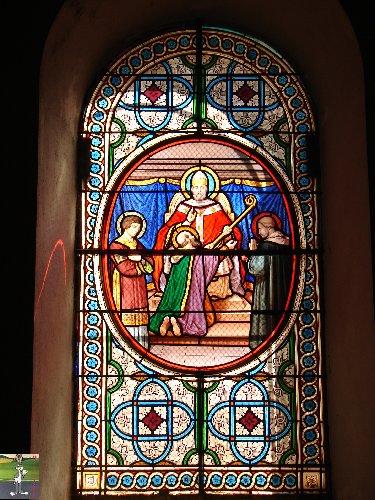 036 - Leschères (39) L'église St Denis 0301