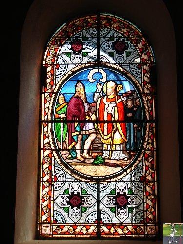 036 - Leschères (39) L'église St Denis 0302