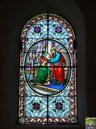 036 - Leschères (39) L'église St Denis 0304
