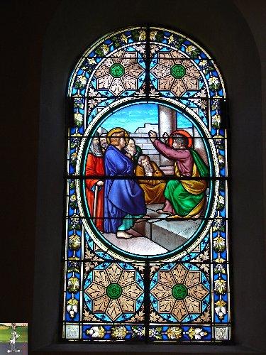 036 - Leschères (39) L'église St Denis 0305