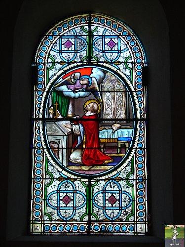 036 - Leschères (39) L'église St Denis 0306