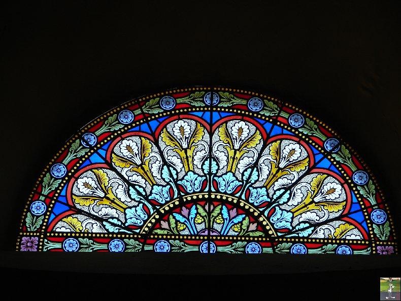 036 - Leschères (39) L'église St Denis 0308