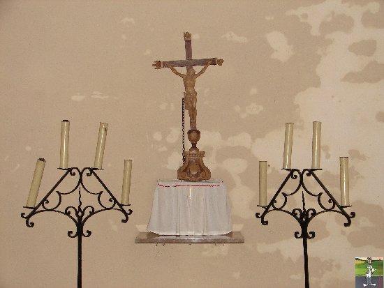 036 - Leschères (39) L'église St Denis 0311