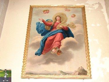 036 - Leschères (39) L'église St Denis 0314
