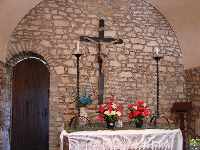 039 - Ravilloles (39) La chapelle de la nativité de la Vierge 0322