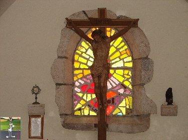 026 - St Maurice - Crillat (39) L'église de St Maurice et la chappelle St François de Sales 0337